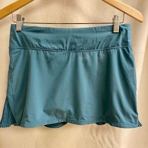 Lululemon Play off the Pleats Skirt, Persian Blue